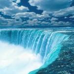 اجمل شلال في العالم .. شلالات نياجرا في كندا