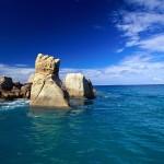 مياه جزيرة سيشيل الجميلة - 3445
