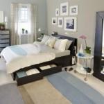 غرف نوم ايكيا الجديدة