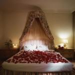 غرفة نوم للعرسان ناعمه
