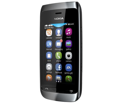 تطبيقات جهاز نوكيا اشا 310