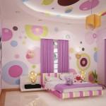 غرف نوم للبنات مودرن - 2788