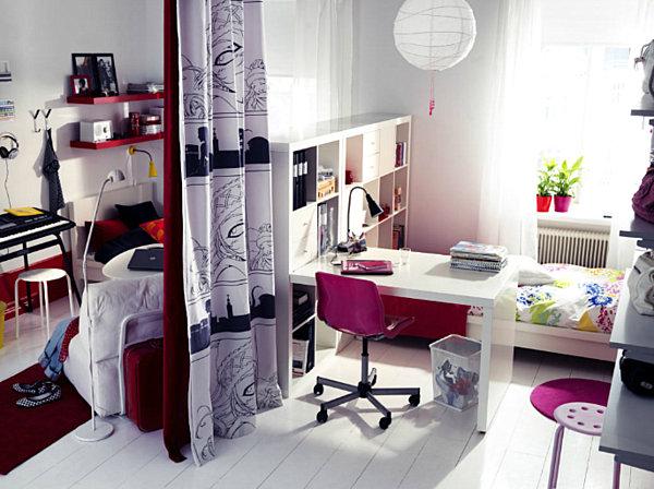 غرف حلوة للبنات Girls-bedroom-theme-10