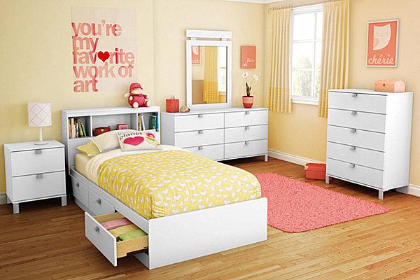 غرف حلوة للبنات Girls-bedroom-theme-11