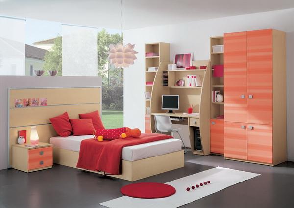 غرف حلوة للبنات Girls-bedroom-theme-13