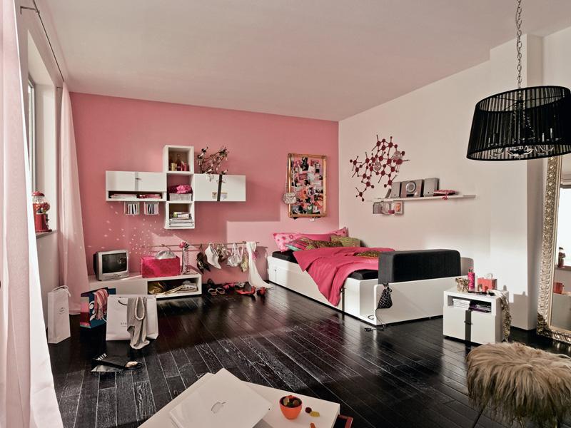 غرف حلوة للبنات Girls-bedroom-theme-4