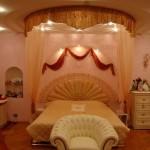 غرف نوم رومانسية للعرسان