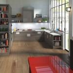 تصميم مطبخ مودرن 2013