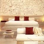 افكار جديدة لغرف النوم الرومانسية