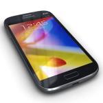 سامسونج جالكسي جراند اسود و معدني Samsung Galaxy Grand