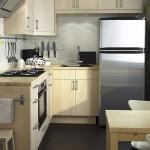 مطبخ المنيوم صغير - 3223