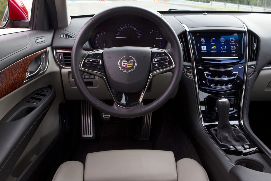 صور و مواصفات و اسعار كاديلاك اي تي اس Cadillac ATS 2013