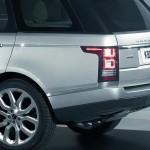 انوار رنج روفر Range Rover 2013  الخلفية - 5401