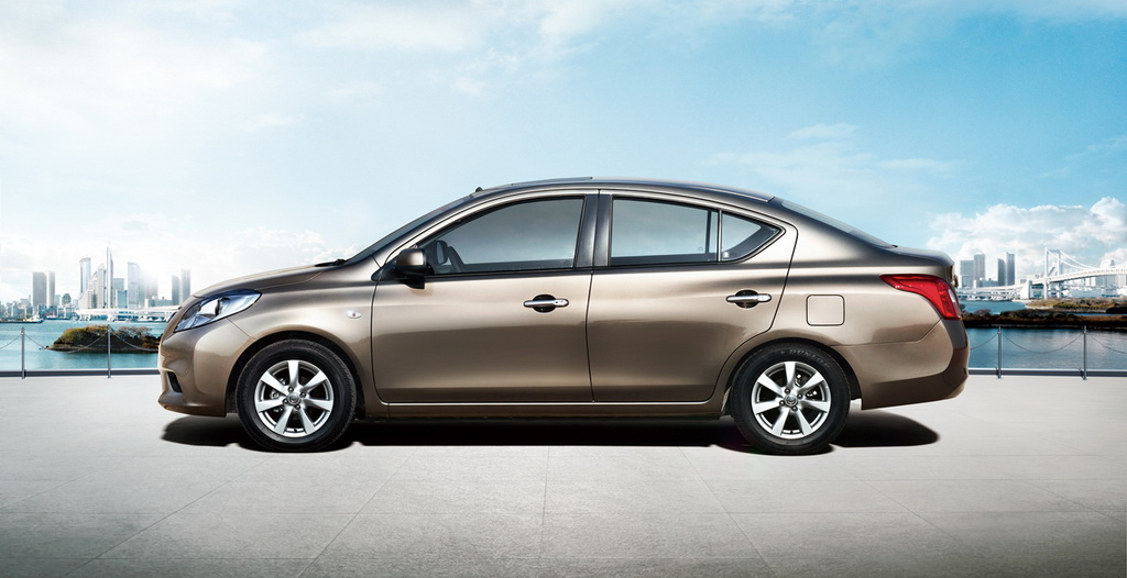 صور و اسعار نيسان صني Nissan Sunny 2013