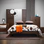 اللون الرصاصي في غرف النوم - 5751