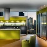 New Modern Italian Kitchens - 5240