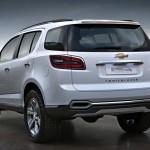 صور و اسعار شفرولية تريل بليزر Chevrolet TrailBlazer 2013