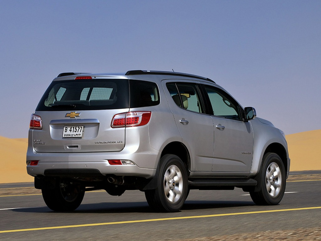 Chevrolet Trailblazer 2013 | المرسال