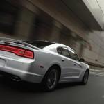 تشارجر نص فل ابيض 2013-Dodge Charger - 4492