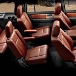 تصميم المقصورة الداخلية مقاعد مفصولة اكسبدشن لمتيد 2013