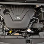 محرك كيا ريو هاتشباك Kia Rio SX hatchback 2013 - 5143