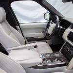 المقاعد الامامية رنج روفر Range Rover 2013  - 5404
