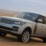 رنج روفر Range Rover 2013  لون فضي - 5394