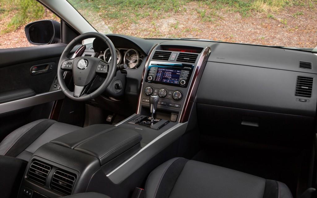 صور و اسعار مازدا سي اكس تسعه Mazda CX 9 - 2013