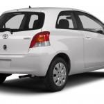 تويوتا يارس كوبيه باب واحد Toyota-Yaris-Coupe