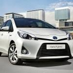 صورة تويوتا يارس الجديدة Toyota Yaris 2013