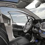صورة تويوتا يارس الجديدة Toyota Yaris 2013 من الداخل