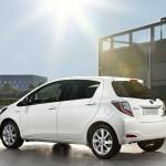 Toyota Yaris Hybrid 2013