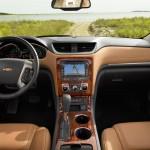 صورة داخلية شفرولية ترافرس Chevrolet Traverse 2013