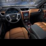 صورة من الداخل شفرولية ترافرس Chevrolet Traverse 2013