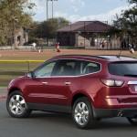 صورة شفرولية ترافرس Chevrolet Traverse 2013