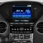 شكل شاشة البايلوت Honda Pilot 2013