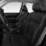 المقاعد الامامية هوندا بايلوت Honda Pilot 2013