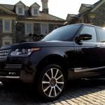 رنج روفر Range Rover 2013  اسود - 5397