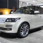 صورة رنج روفر Range Rover 2013  - 5391