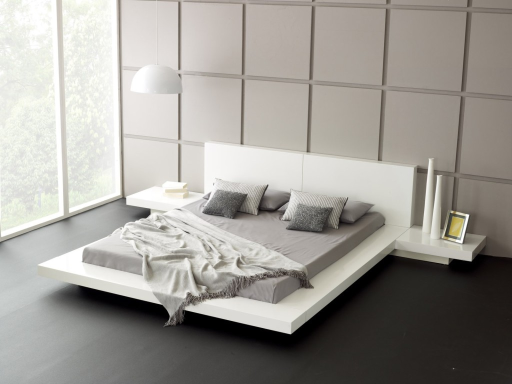 صورغرف نوم بيضاء 4-Modern-Bedroom-Furniture-white-1024x768.jpg