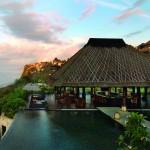 مطاعم فخمة في الطبيعه بجزيرة بالي - 4811