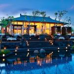 صورة احد المطاعم في جزيرة بالي يقدم الاكلات الاندونيسية المحلية - 4813