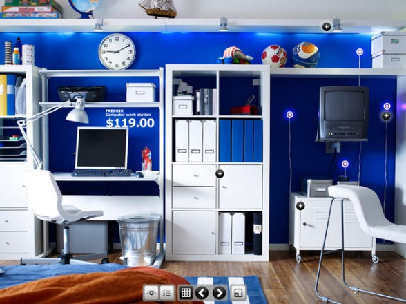 Bedrooms Youth IKEA 2013 | المرسال