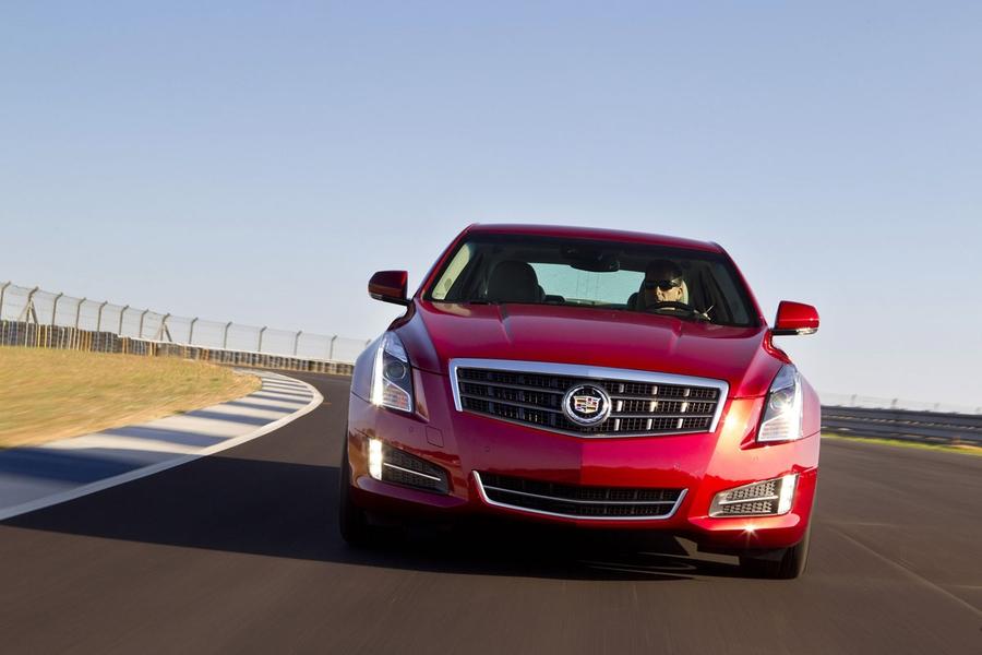 صور مواصفات اسعار كاديلاك Cadillac Cadillac-ATS-2013.png