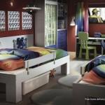 غرفة للصغار من ايكيا