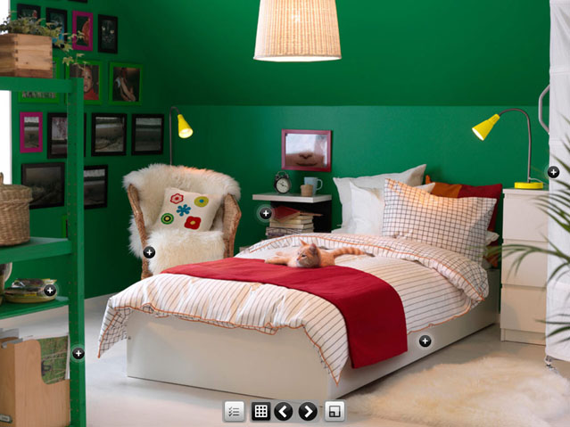 Decorating Ideas > Pics Photos  Dorm Room Ideas By Ikea Image 15 Black White  ~ 003811_Green Dorm Room Ideas