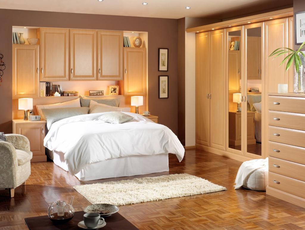 غرف نوم كاملة من ايكيا الدولاب و السرير و التسريحة | المرسال