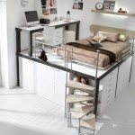 تصاميم جديدة لـ غرف نوم دورين للشباب