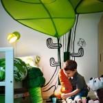 غرف اطفال من ايكيا 2013