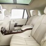 المقاعد الخلفية رنج روفر Range Rover 2013  - 5406